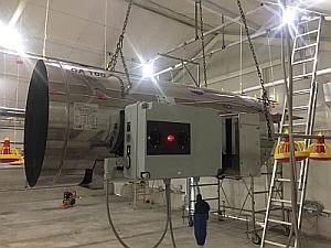 Газогенераторы GA/N и BH прямого и непрямого нагрева